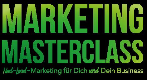 LOGO der Marketing Masterclass aus der Life Design Academy von Damian Richter