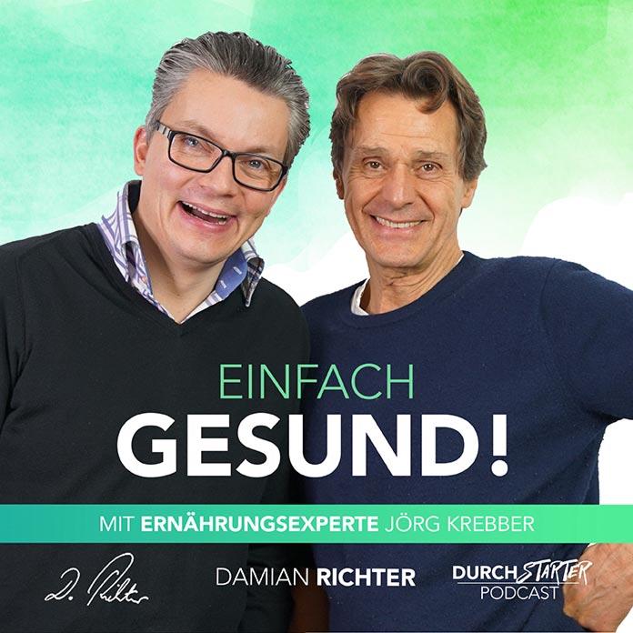 Podcast-Cover_Folge-Eins_Einfach-Gesund
