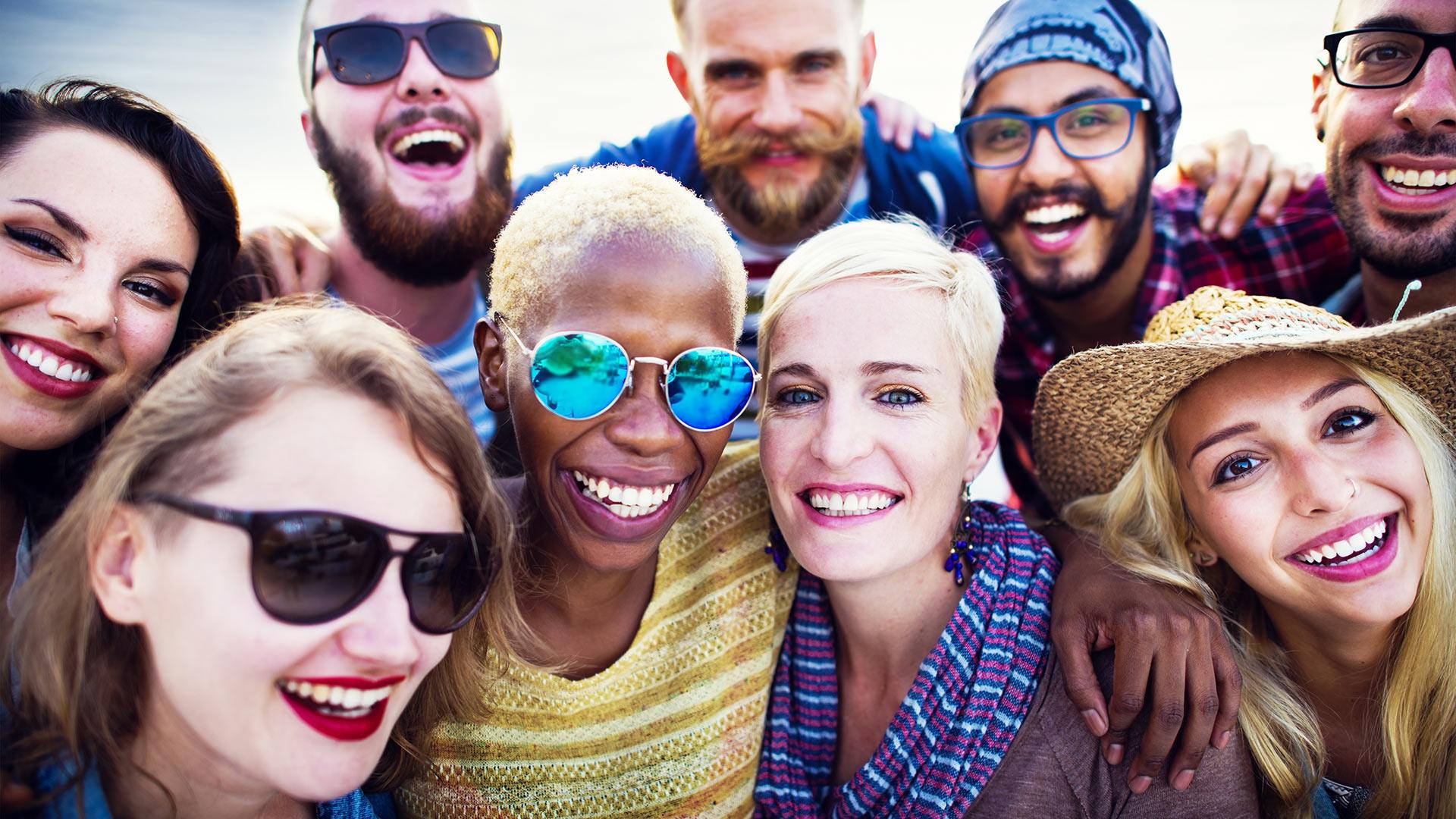 Titelbild: Freunde gewinnen_5 Tipps für bessere Beziehungen - Blog von Damian Richter