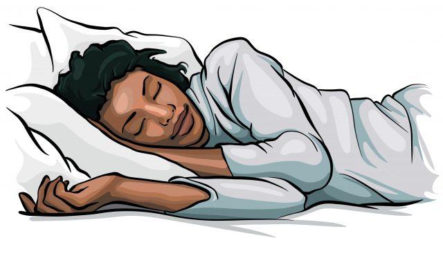 Gut einschlafen durch Deine tägliche Checkliste