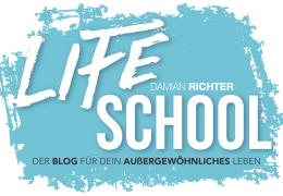Damian Richter Life School Logo
