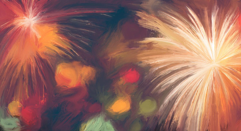Das Silvesterfeuerwerk steht als Sinnbild für das neue Jahr und somit auch für die guten Vorsätze. In diesem Blogbeitrag erfährst Du, wie Du Deine Ziele in 2020 wirklich erreichst.