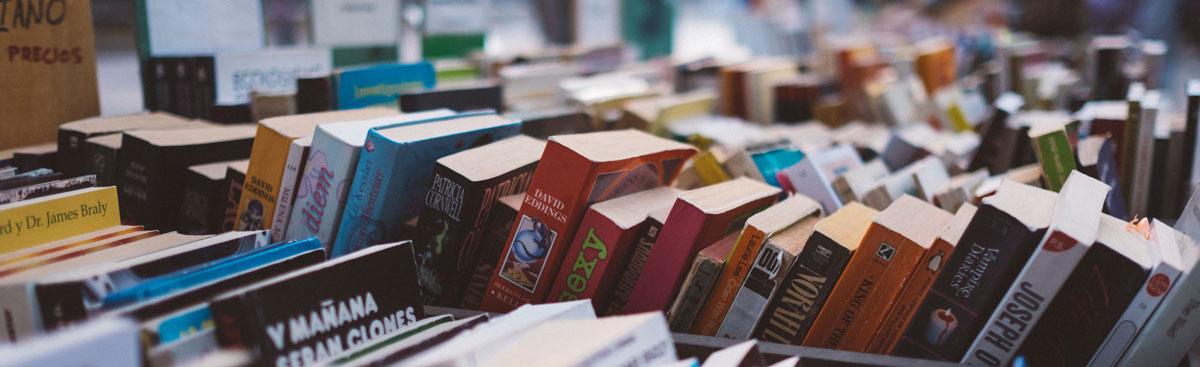 viele Bücher, die man gelesen haben muss!