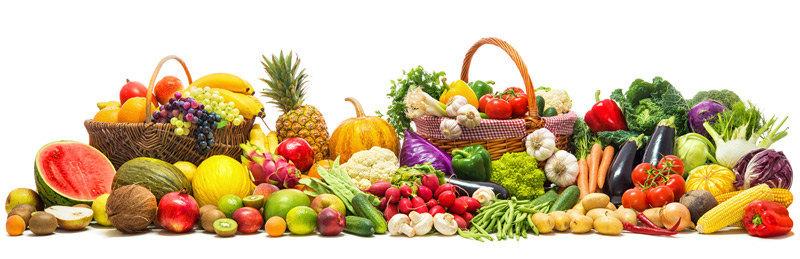 gesund leben mit Gemüse