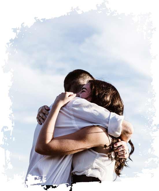 es lohnt sich wenn du den Seelenpartner findest