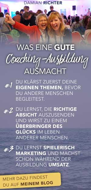 Coachingausbildung