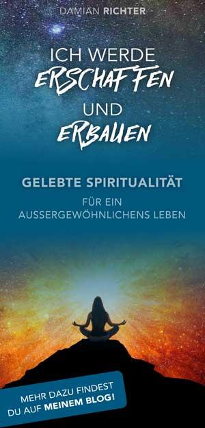 gelebte spiritualität für dein Leben