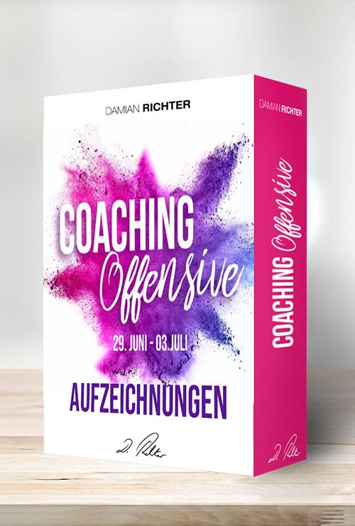 Aufzeichnung Coaching Offensive
