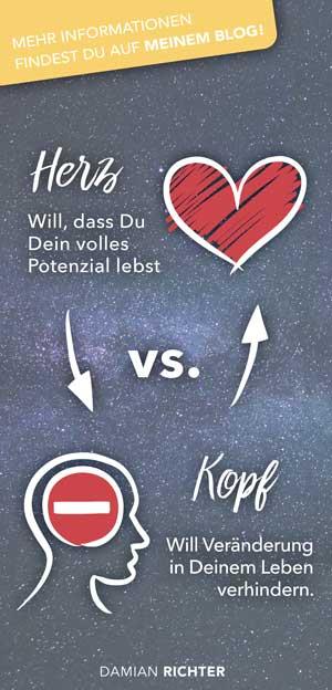 Kopf vs. Herz