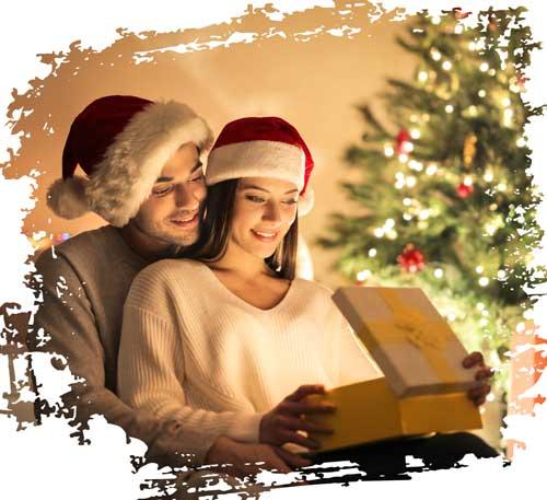 Weihnachtszeit Geschenk